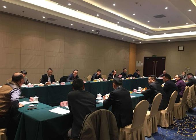 在京乡友安庆发展恳谈会在北京举行 魏晓明讲话